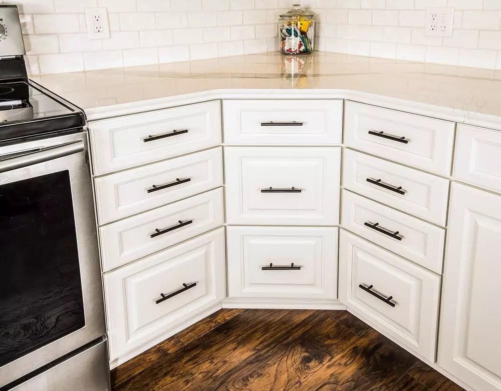 optimizing blind corner cabinets