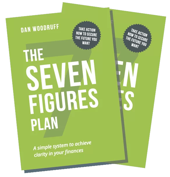 The 7 Figures Plan book by Dan Woodruff