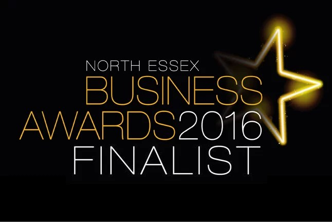 North Essex Business Awards 2016 finalist growing business