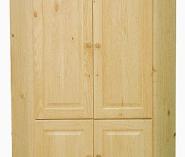 Pine Corner Armoire Also Available In Maple Oak