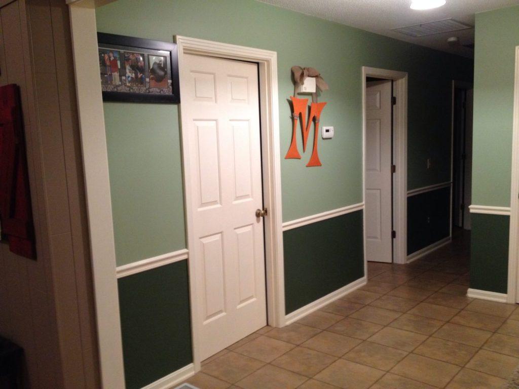 Before foyer