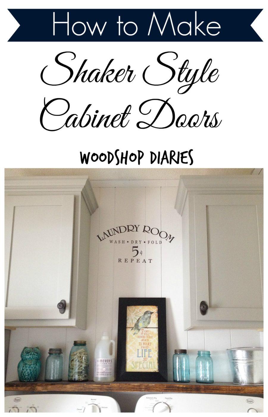Best Shaker Style Cabinet Doors Model