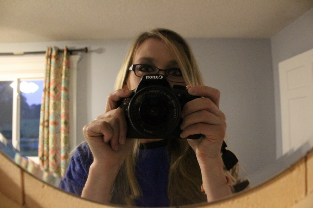 I bought a new camera!