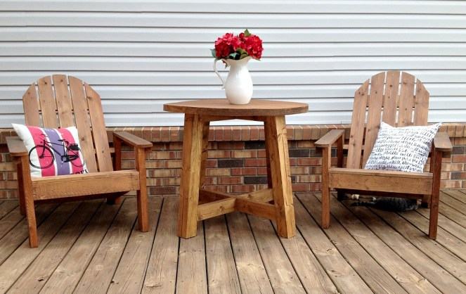 Build this simple modern dining table for $30 in lumber-Woodshop Diaries