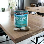 How to Finish Raw Wood Furniture {Without a Sprayer!}