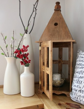How to build a GORGEOUS wood lantern! Great Christmas gift idea