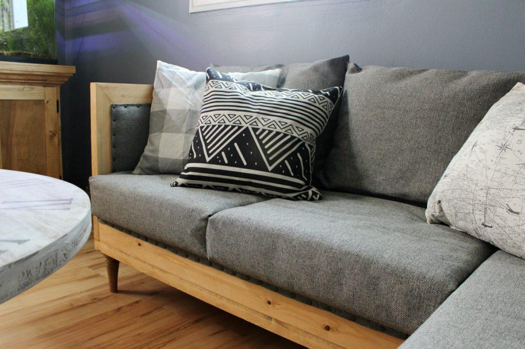 Diy Upholstery Sofa Brokeasshome Com