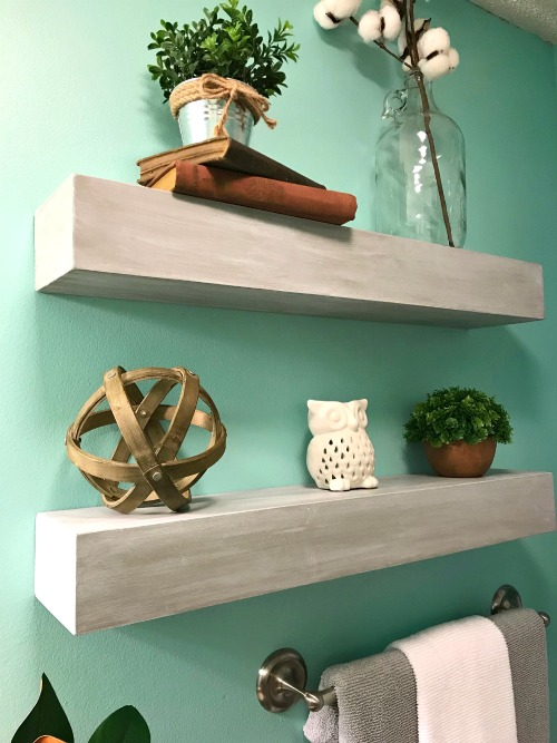 How To Build A Seamless Diy Floating Shelf