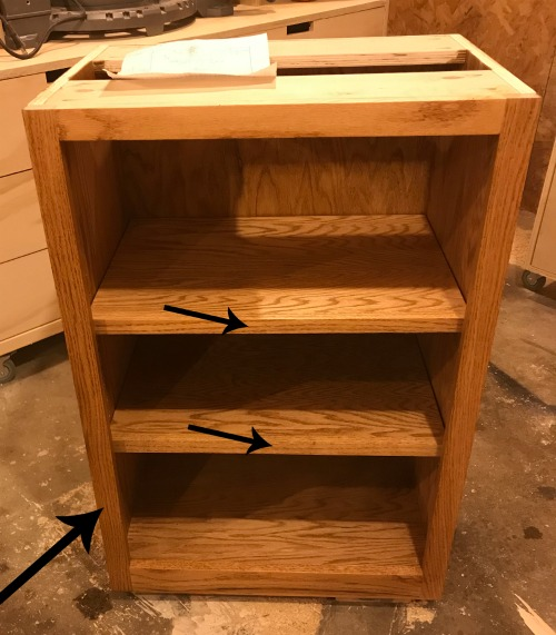 Simple Little Diy Bookshelf