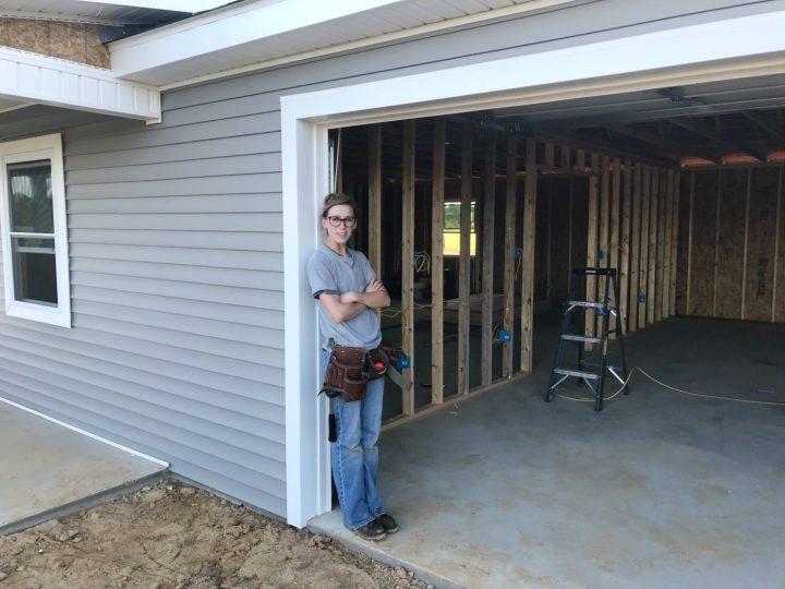 Shara Woodshop Diaries Building garage apartment house