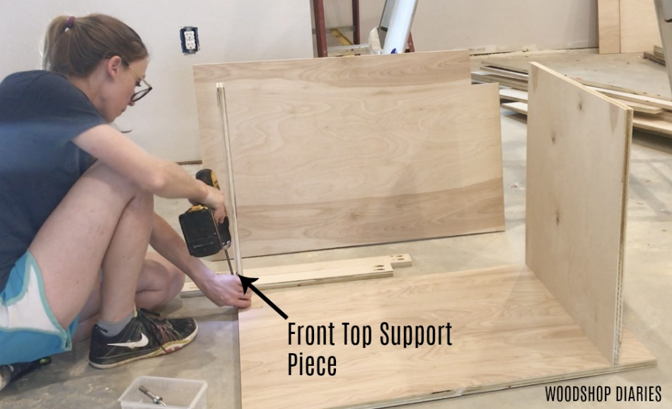 Diy Kitchen Cabinets Made From Only Plywood