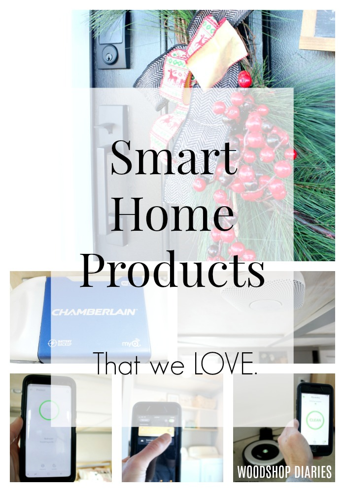 Smart Home Products from The Home Depot that will change the way you use your home.