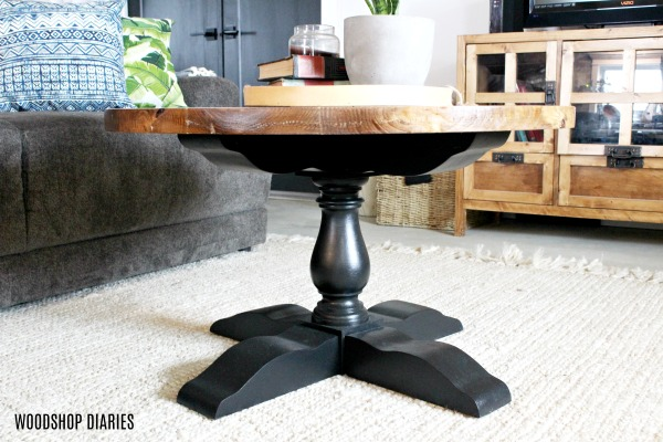 Super Coffee And Side Table Plans Archives Woodshop Diaries Home Interior And Landscaping Oversignezvosmurscom