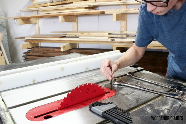 Improve your craftsmanship with Workshop MVP sawblades