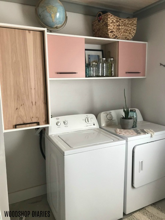 Laundry Room Before Countertops