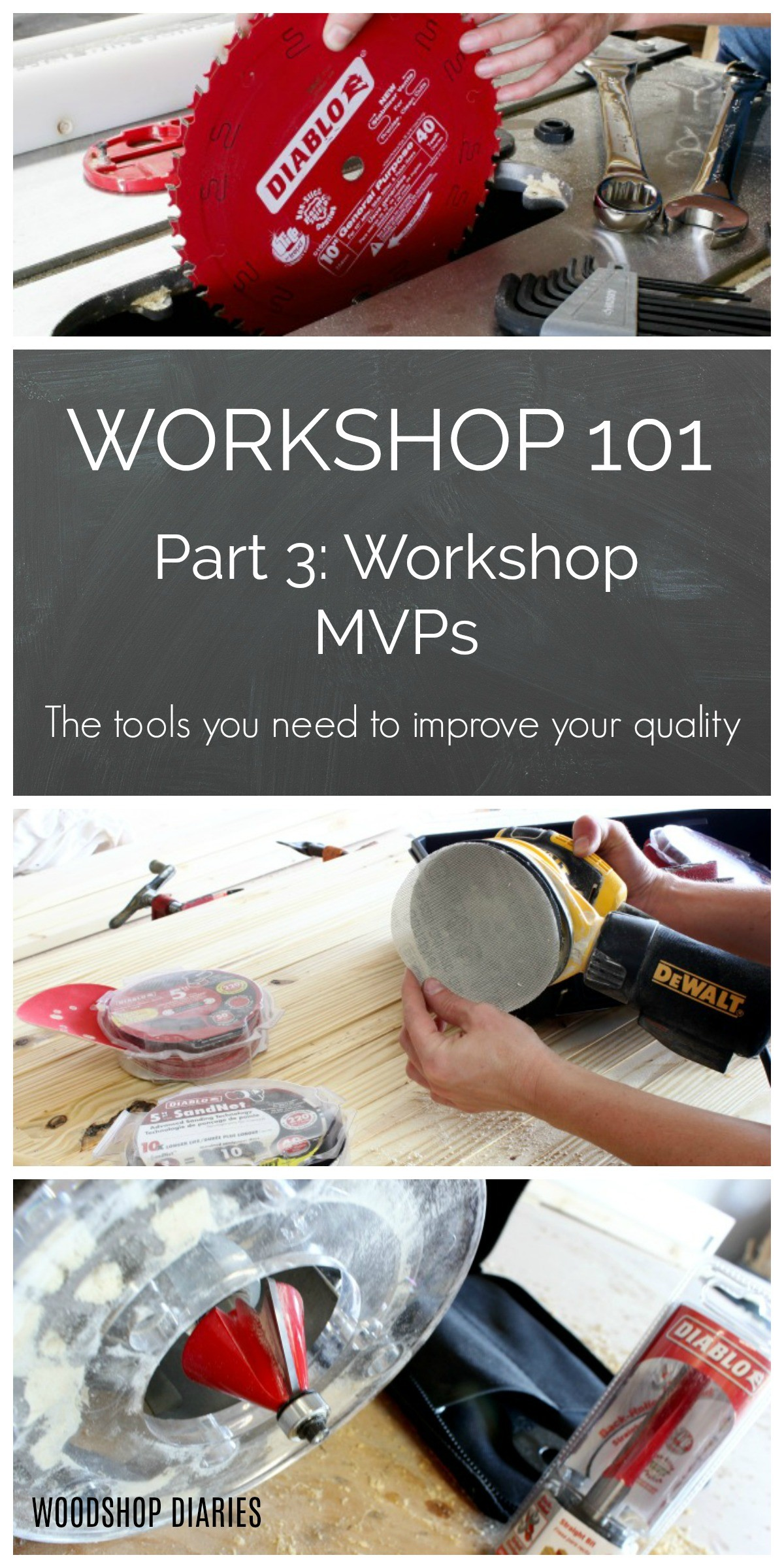Worshop 101 Part 3--Workshop MVPs and how to improve your craftsmanship with a few simple upgrades