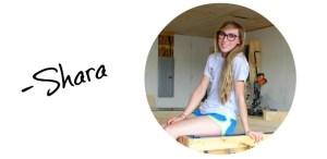 Shara Woodshop Diaries Sign Off