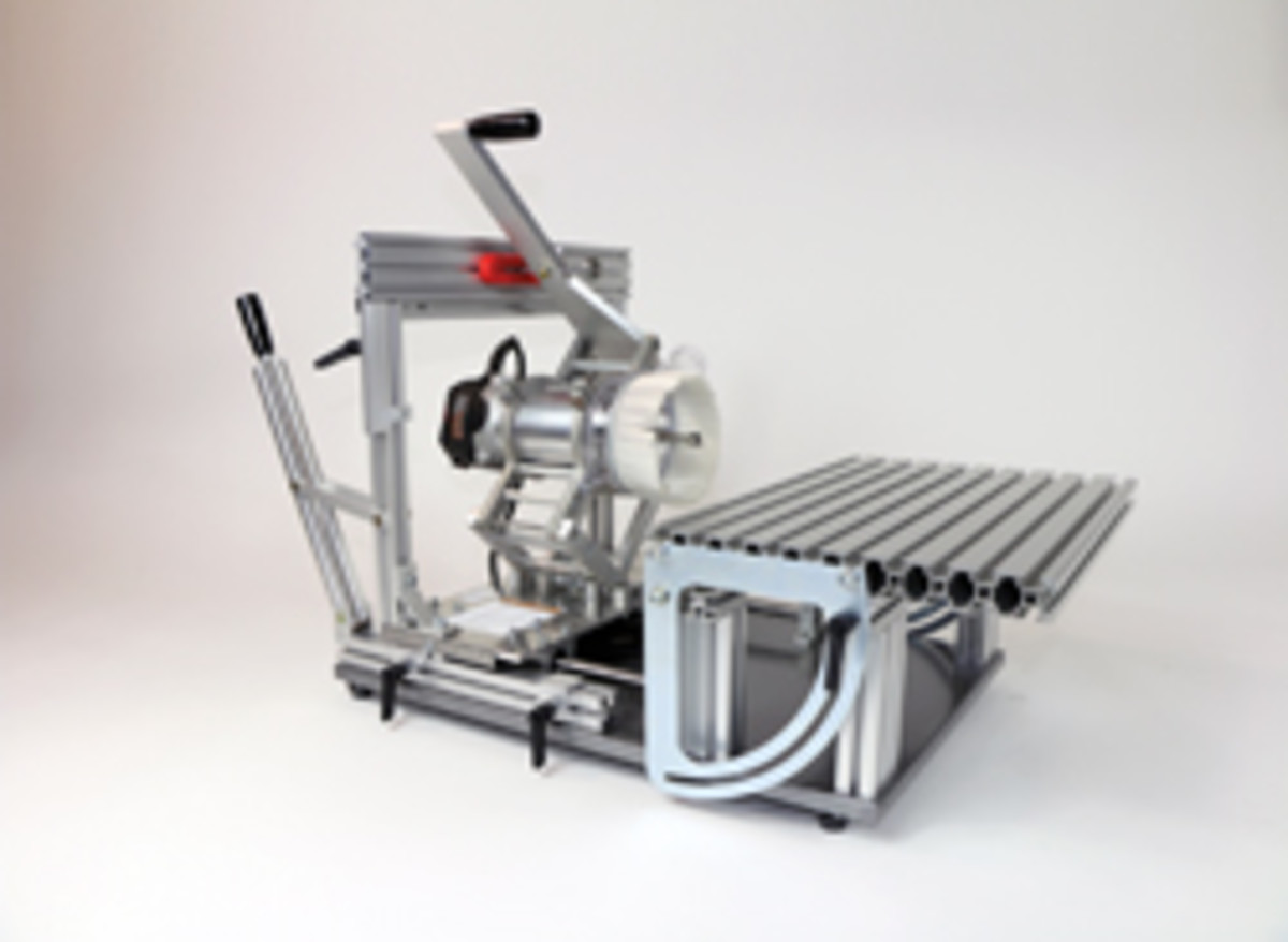 All Metal PantoRouter Adds Options And Safety Woodshop News
