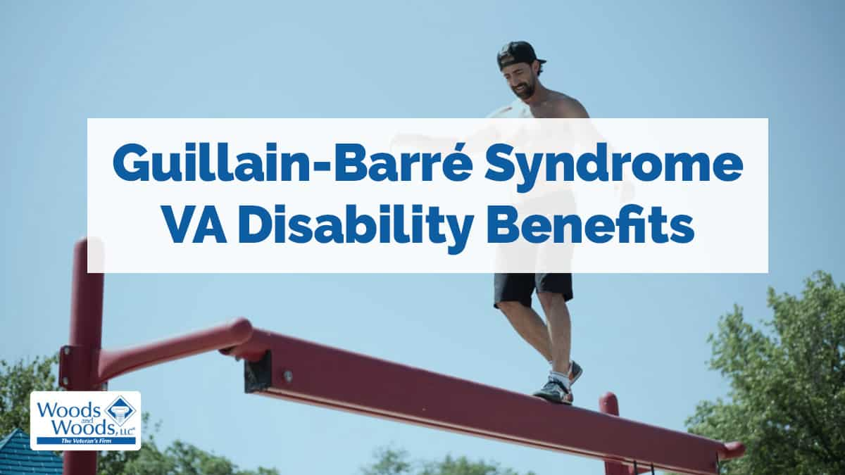 Veterans with Guilliane Barré Syndrome (GBS) May Get ...