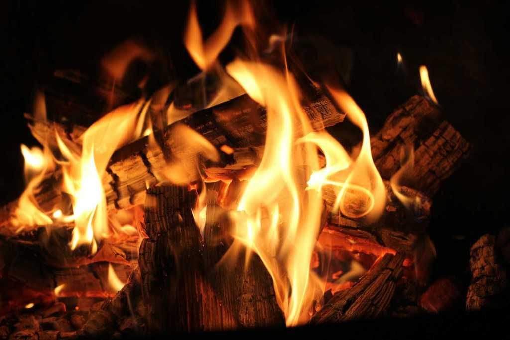 Why Does Firewood Pop?
