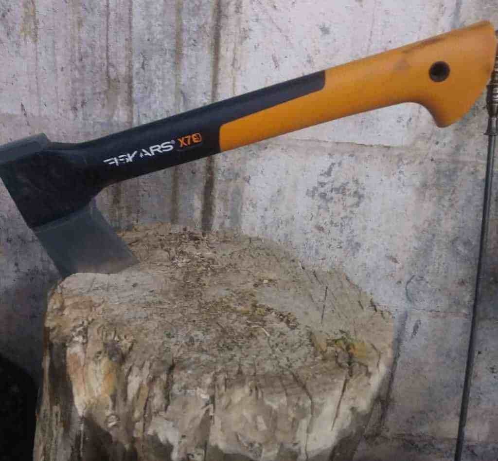 Fiskars Hatchet Review
