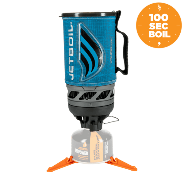 Jetboil flash cooking system matrix