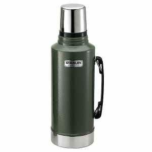 Stanley Classic Vacuum Bottle Flask 1.9L - Hammertone Green