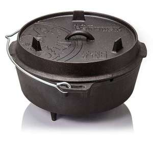 PetroMax Dutch Oven With Legs (Various Sizes)