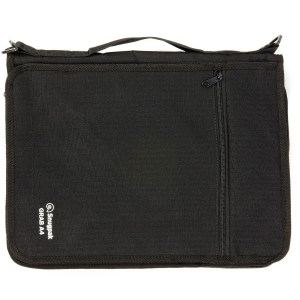 Snugpak Grab A4 - Black Document / Stationery Folder