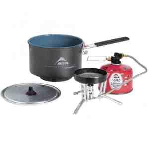 MSR WindBurner® Group Stove Cooking System