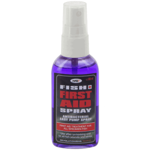 NGT Fish Aid - Antibacterial 50ml Spray Fish Care
