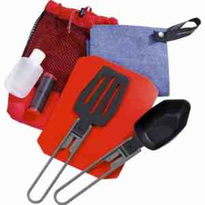 Ultralight Kitchen Set camping utensil kit