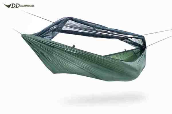 DD hammocks SuperLight - Frontline Hammock - Olive Green