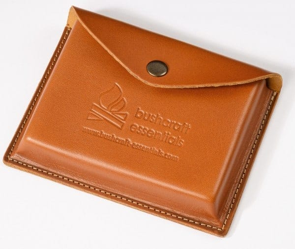 Bushbox leather pouch LF