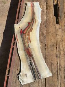 BoxElder used in wood turing and portable bandsawmills