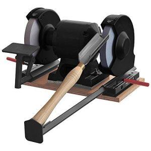 oneway wolverine woodturing tool sharpening jig