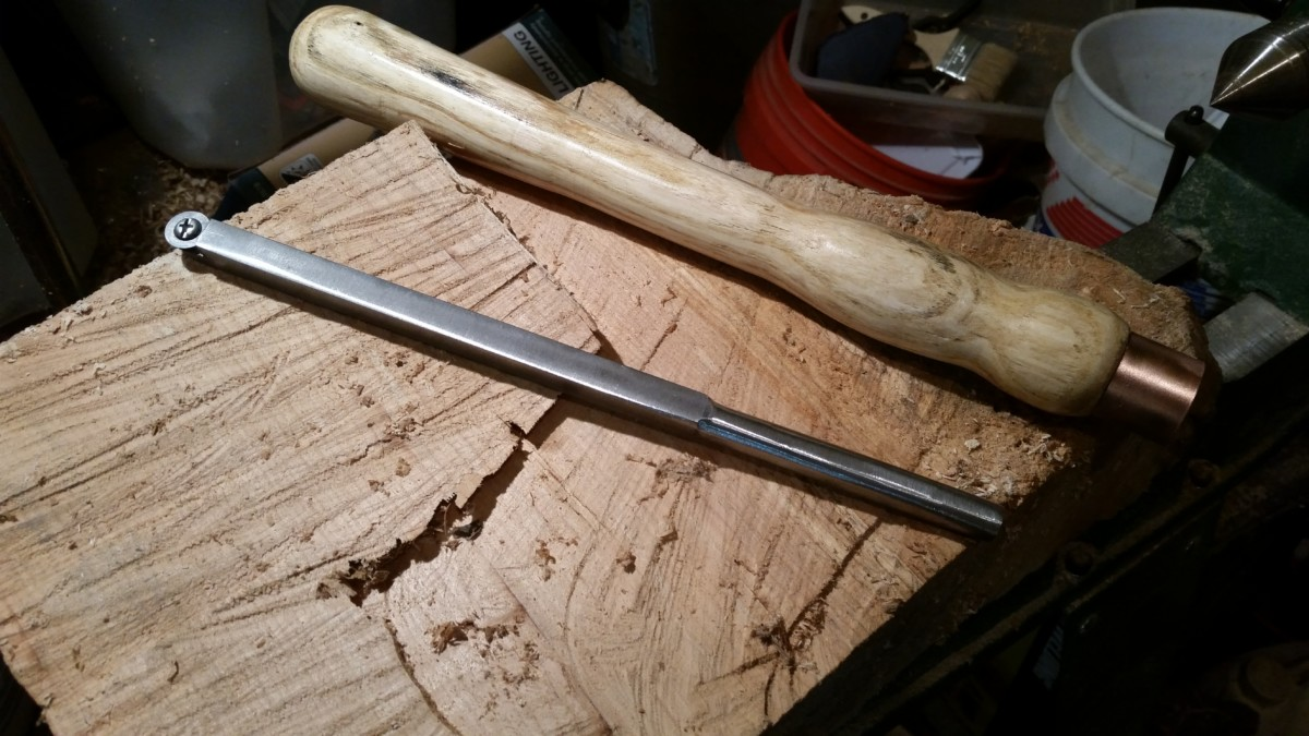 Woodturning As Therapy!