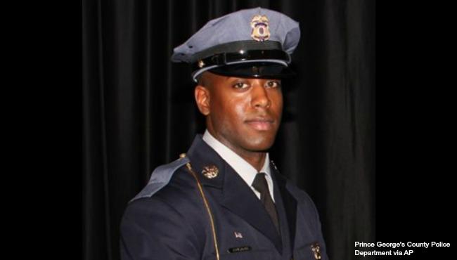 Police Shooting Maryland AP 031416_198688