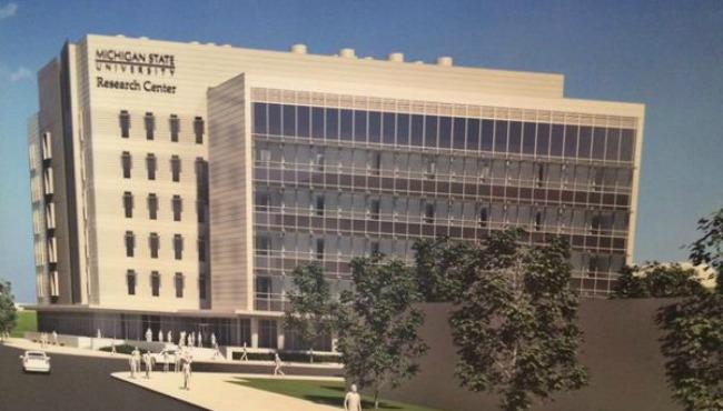 MSU medical research building 061815_103511