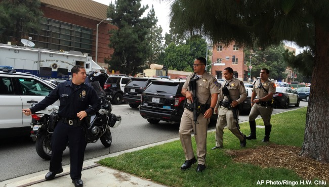 UCLA campus shooting 060116 AP_218601
