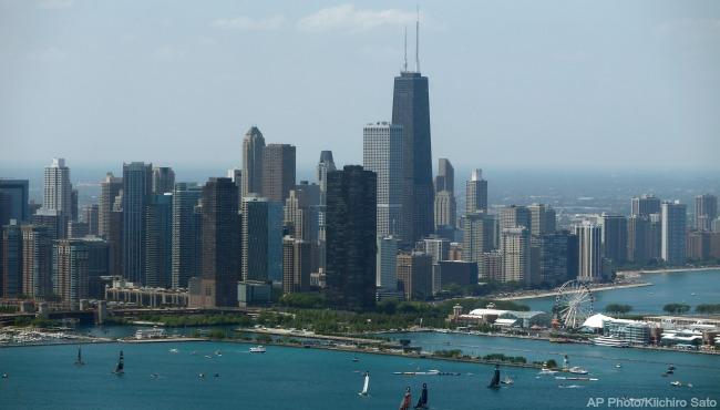 Chicago skyline_232467