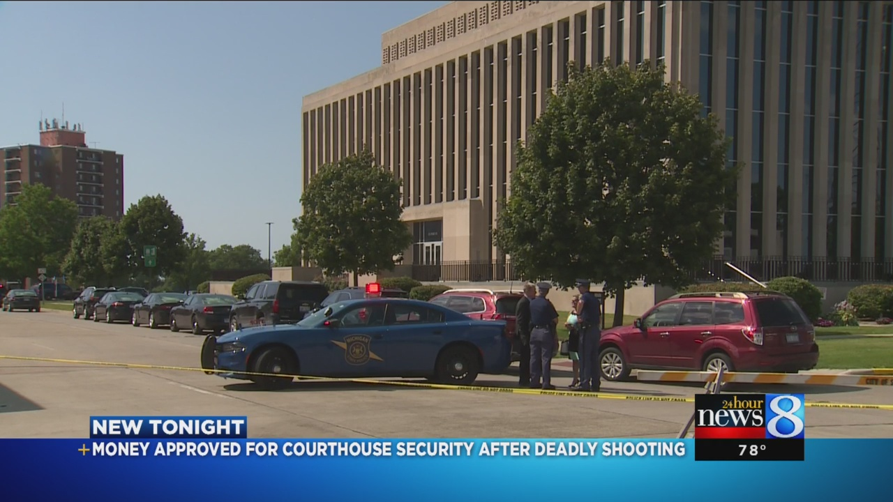 Berrien Co. OKs money for more courthouse deputies