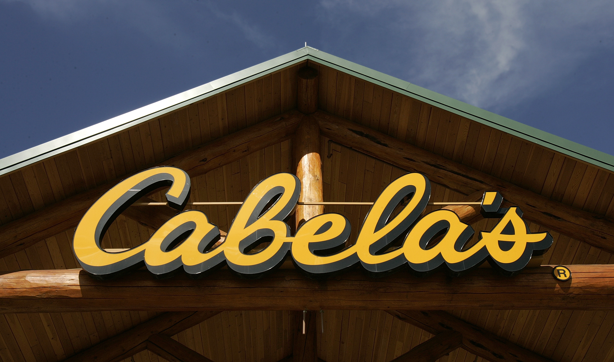 generic Cabelas sign 100316_249926