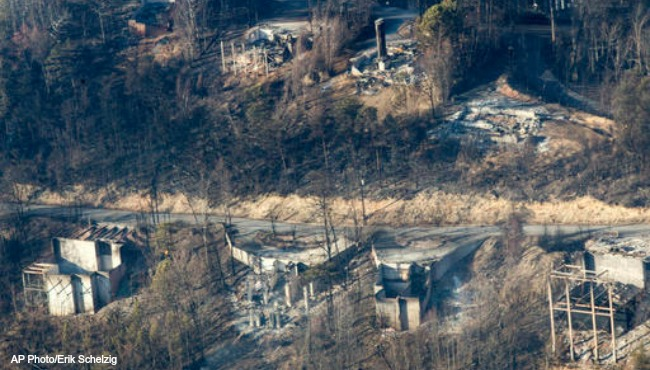 gatlinburg-wildfire-damage AP 113016_264559