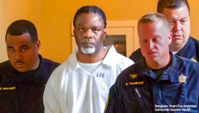 Arkansas Executions AP 042117_325013