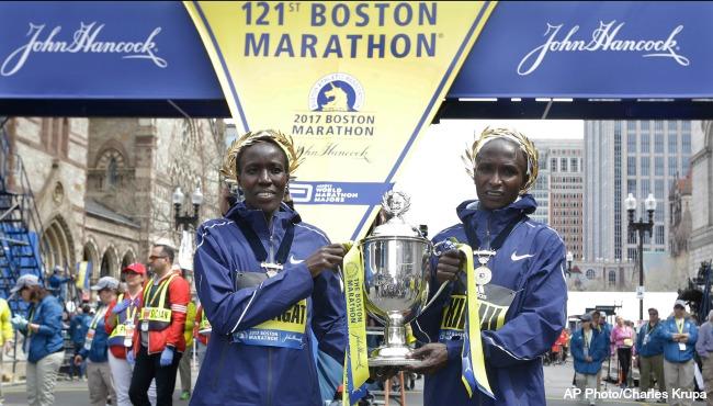 boston marathon winners AP 2_322810
