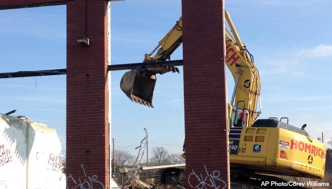 generic detroit demolitions AP 122816_327699