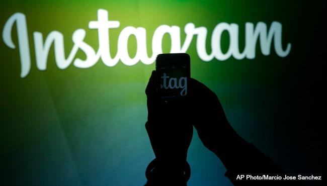 Teens share darker side on Instagram with 'Finsta'