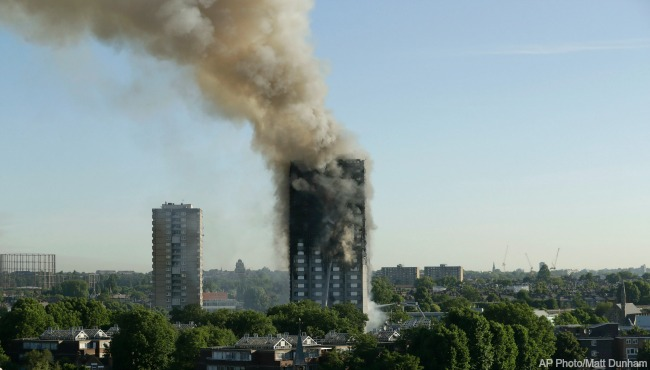Grenfell Tower London fire 061417_353781