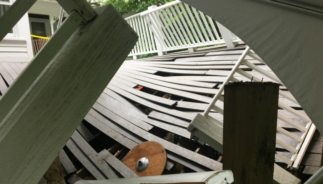 Weaver House deck collapse 8 061617_355195